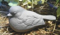Robin bird mold plaster mold rapid set cement all mould