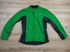 Arc'teryx Running/Cycling Lightweight Athletic Jacket Women's Sz M Back Pocket