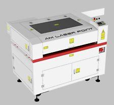 CO2 Laser RLS100 / 9060 100W Gravur/Schneiden CE TÜV LK 1, 5 Jahre Garantie