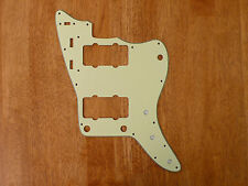 PICKGUARD MINT GREEN 3 PLY FOR FENDER JAZZMASTER