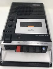 New listing Vintage 1970's Sony Tc-207 Cassette Recorder As Is D5