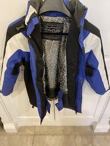 spyder ski jacket Boys Size 14