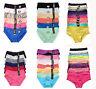 Panties Lot Women Polka Dot Lace COTTON Bikini Hipster Briefs Panty S/M/L/XL