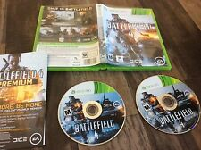 Battlefield 4 (Microsoft Xbox 360, 2013) Used Free US Shipping