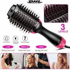 3 In 1 Haartrockner Warmluftbürste Heißluftbürste Hair Styler Volumizer Pflege