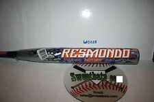 New NIW 2010 34 28 Worth Team Resmondo Mutant softball bat SBM54R Max END LOAD
