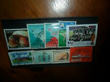 STAMPS  GUYANA MINT+USED   190121/KLM0012