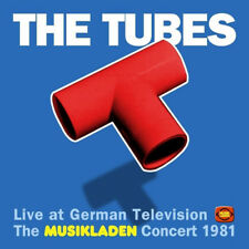 """The Tubes : Live at German Television: The Musikladen Concert 1981 VINYL 12"""""""