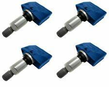 4 OEM 40700-CD001 Nissan Infiniti TPMS Tire Pressure Sensor & Service Kit