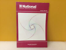 National Electronic Measuring Instruments 1982 / 1983 Catalog