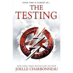 The Testing  (Testing Trilogy Bk 1)  by J Charbonneau  -   9781848776531