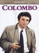 Dvd TENENTE COLOMBO - Stagione 03 - (Box 4 Dischi) Serie Tv ......NUOVO