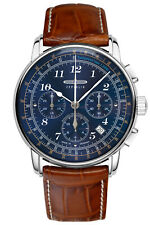 Zeppelin Men's Chronograph Automatic LZ126 Los Angeles Chrono 7624-3