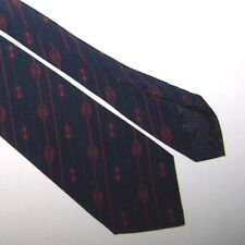 "CRAVATTA ""GUCCI"" ACCESSORY COLLECTION VINTAGE SILK TIE 100%  MADE IN ITALY"