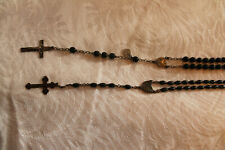 Antique Rosary Lot of 2