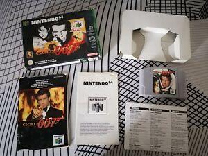 Goldeneye 007 Nintendo 64 - Complet