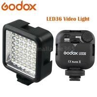 Godox LED36 Video Light 36 LED Lights for DSLR Camera Camcorder mini DVR US DV