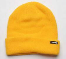 d9cb70a3e5c Analog Beanie (Orange Yellow)