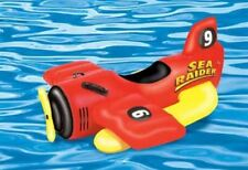 Swimline BEACH Ride-On Sea Raider PLANE Lake Pool Inflatable airplane toy 9029