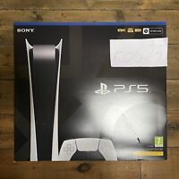 ✅TRUSTED SELLER ✅ Sony Playstation 5 PS5 Digital Console 1 Controller ✅ NEXT DAY
