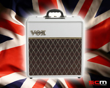 VOX AC4C1-12 WB limited edition white bronco electric guitar amp combo