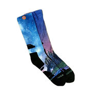 Merrell Printed Compression Crew Socks M/L