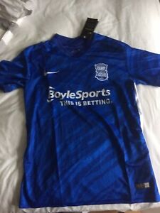 Medium Mens Football Kit Birmingham City Home 21/22
