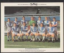 Ty-Phoo - Famous Fooball Clubs 2nd Series 1965 - Blackburn