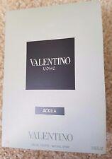 Valentino Uomo Acqua 1.5ml EDT Vial Spray