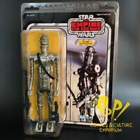 """Star Wars IG-88 12"""" Vintage Style JUMBO Action Figure GENTLE GIANT!"""