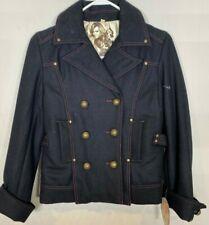 Stuff by Hilary Duff Navy Jacket Sz.M
