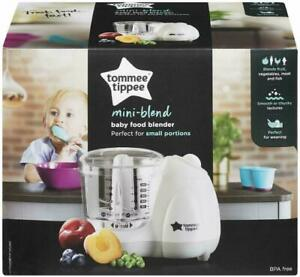 Tommee Tippee Explora Mini Food  Blender Processor Brand New