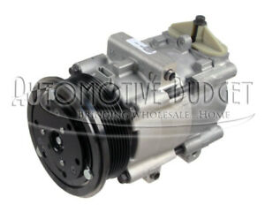 A/C Compressor for Ford Crown Victoria Lincoln Town Car & Mercury Grand Marquis