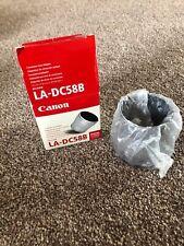 Objectif Canon LA-DC58B Adaptateur Pour Powershot G3 & G5 photo numérique-New Boxed
