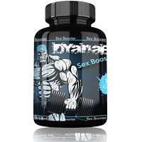 Herbal  Potenzmittel Sexpillen Potenzpillen Extra Stark Black Potenz Premium