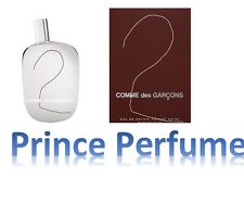 COMME DES GARCONS 2 EDP NATURAL SPRAY - 50 ml