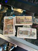 CIGARETTE CARDS. Wills Tobacco. GEMS OF RUSSIAN ARCHITECTURE. (1917).(Set of 50)