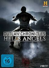 GEORGE CHRISTIE - OUTLAW CHRONICLES:DIE HELLS ANGELS  2 DVD NEU