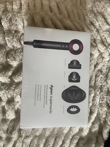 Dyson Supersonic Hair Dryer - Iron Pink Edition HD01 All Attachments Tested