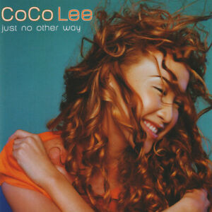 NEW Sealed Original US CD CoCo Lee 李玟 Just No Other Way 2000