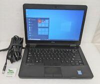"""Dell Latitude E5440 14"""" HD+ Laptop Intel i5-4300U  8GB 320GB HDD WIN10 PRO"""