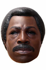 Rocky Movie Apollo Creed Halloween Mask by Trick or Treat Studios NEW