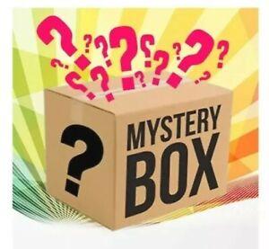 COMIC BOOK MYSTERY BUNDLE BOX - 10 RANDOM COMICS GCG/CBCS, and Signature PRIZES