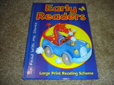 EARLY READERS - LARGE PRINT READING SCHEME