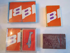 6 BRANIFF AIRLINES PLAYING CARDS DECKS  -   LOT 5 TUB BBBB