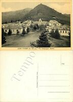 Cartolina di Albavilla, campeggio - Como