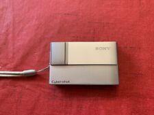 SONY Cyber-Shot DSC-T10 7.2MP Digital Camera bundle +4GB +2GB