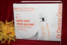 Dr Dennis Gross Alpha Beta Medi-Spa Peel 16 Weekly Treatments Professional Fresh