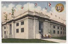King County Building Alaska Yukon Pacific Exposition Seattle WA postcard