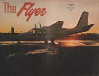 The Flyer (Oct 1966) 1919 NY-Toronto Race, Mooney 21, General Aviation News